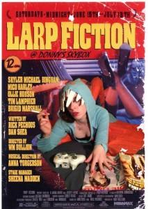 LARP Fiction