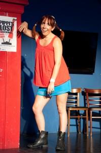 Pippi's Lost Stockings: A Skirt Raiser